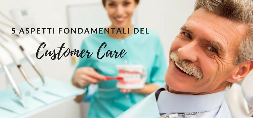 Migliorare la Customer Care del vostro studio