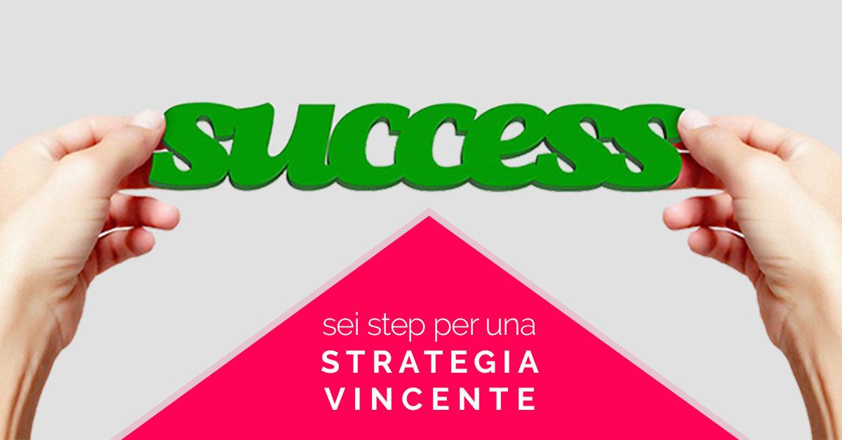 Sei step per una Strategia Vincente
