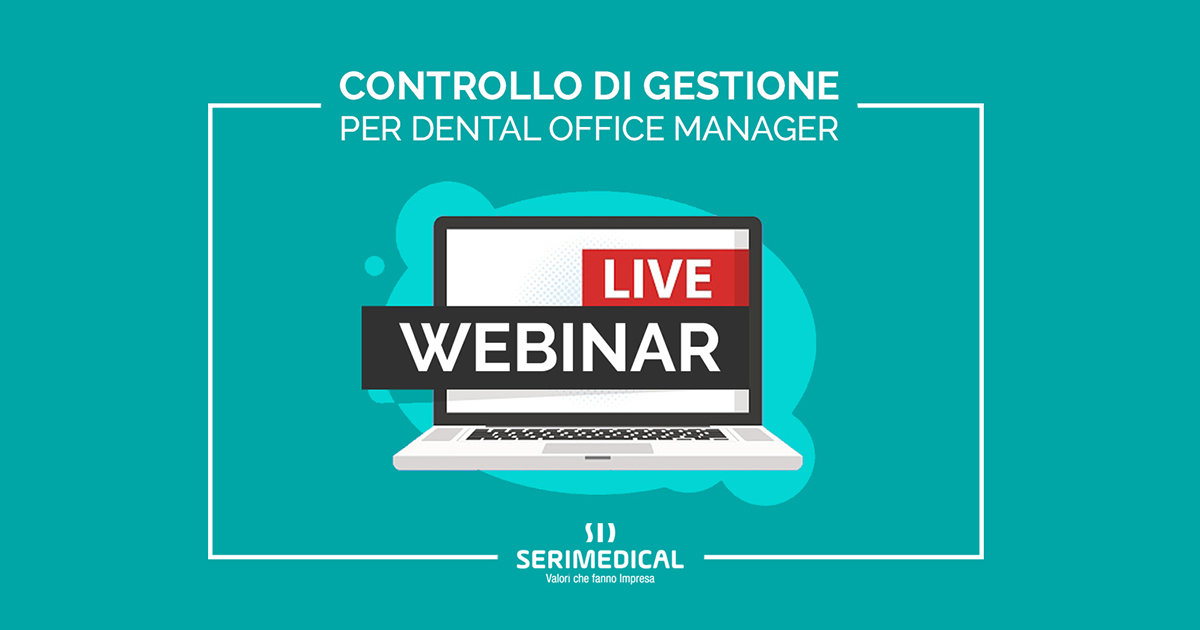Dental office manager in 30 minuti – Controllo di gestione
