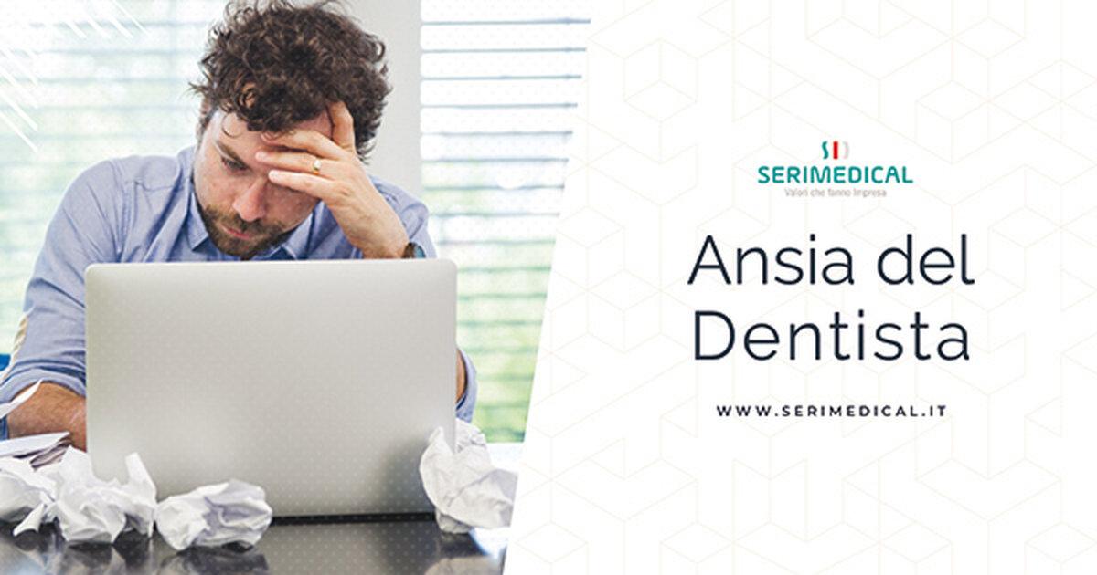 Ti senti un dentista stressato?