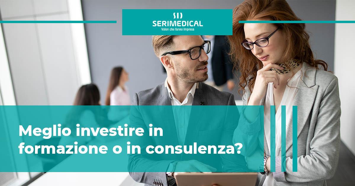 Meglio investire in formazione o in consulenza?