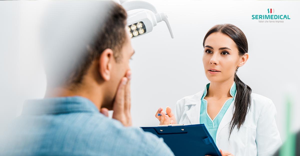 Nel proporre le cure hai un approccio descrittivo o consulenziale?