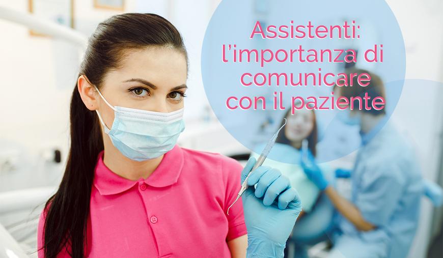 Assistenti: l'importanza di comunicare con il cliente