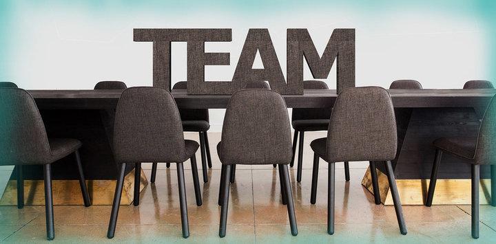 Un team affiatato è il miglior alleato.
