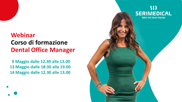 Dental Office Manager Web in 30 minuti