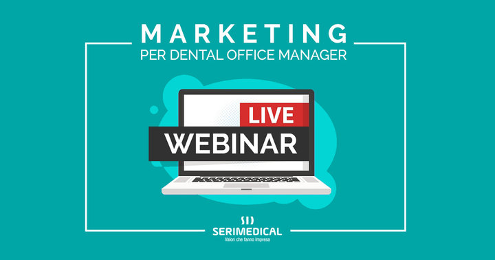 Dental office manager in 30 minuti – Marketing
