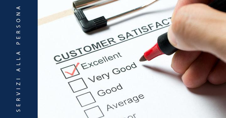Come si valutano i servizi, soprattutto quelli alla persona?